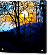 Good Evening Acrylic Print