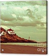Good Harbor Beach Acrylic Print