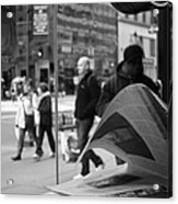 Good Morning New York Acrylic Print