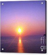Good Morning Starshine Acrylic Print