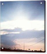 #good #morning #sunshine Acrylic Print by Kel Hill
