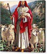 Good Shepherd Acrylic Print