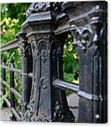 Gothic Design Acrylic Print