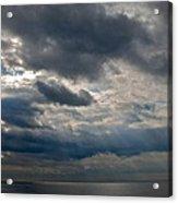Gozo Skies Acrylic Print