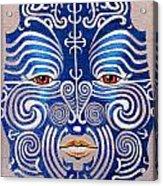 Graffiti Wall Art Acrylic Print