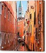 Grand Canal - Venice Acrylic Print