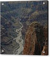 Grand Canyon-aerial Perspective Acrylic Print