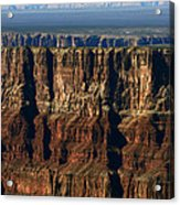 Grand Canyon Cliffs IIi Acrylic Print