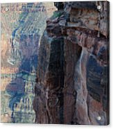 Grand Canyon Close Enough Acrylic Print