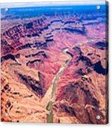 Grand Canyon Colorado River Acrylic Print