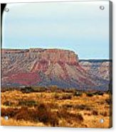 Grand Canyon- Framed Acrylic Print