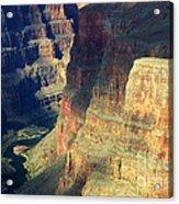 Grand Canyon Magic Of Light Acrylic Print