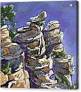 Grand Canyon Morning Light Acrylic Print