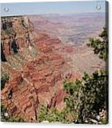 Grand Canyon National Parc Usa  Acrylic Print by Audrey Campion