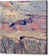 Grand Canyon Rock Formations IIi Acrylic Print