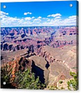 Grand Canyon South Rim Acrylic Print