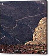 Grand Canyon Trail Acrylic Print
