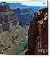 Grand Canyon View Acrylic Print