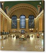 Grand Central Terminal I Acrylic Print