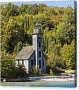 Grand Island E Channel Lighthouse 2 Acrylic Print