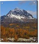 Granite Mountain Acrylic Print