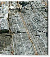 Granite With Quartz Inclusions Acrylic Print