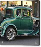 Grants Pass 2012 Cruise - Rumble Seat Open Acrylic Print
