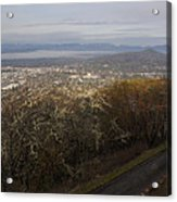 Grants Pass From The Hill Top Acrylic Print