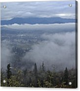 Grants Pass Weather Acrylic Print