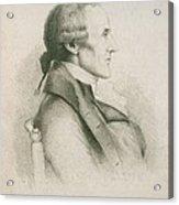 Granville Sharp 1735-1813, English Acrylic Print by Everett