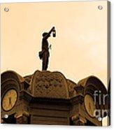 Grapevine City Hall Acrylic Print