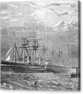 Great Eastern, 1860 Acrylic Print