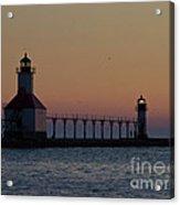 Great Lake Lighthouse Acrylic Print