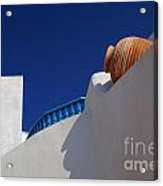 Greek Architecture 2 Acrylic Print