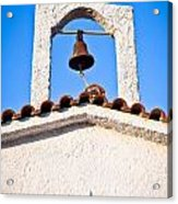 Greek Church Acrylic Print