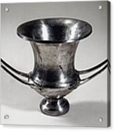 Greek Drinking Cup Acrylic Print
