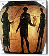 Greek Olympian Acrylic Print