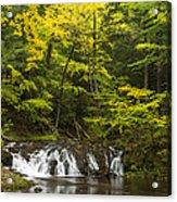 Greenstone Falls 4 Acrylic Print