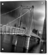 Greig Street Bridge Acrylic Print