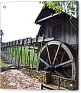 Grist Mill 1 Acrylic Print