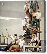Gropper: Dam, 1939 Acrylic Print