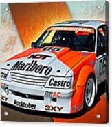 Group C Vk Commodore Acrylic Print