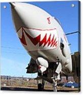 Grumman F-14a Tomcat Fighter Jet Plane . 7d11213 Acrylic Print