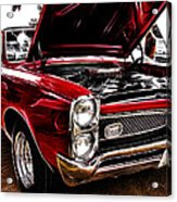 GTO Acrylic Print