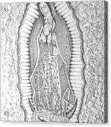 Guadalupe Acrylic Print