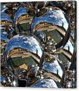 Guggenheim Museum Bilbao - 4 Acrylic Print