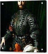Guidubaldo II Della Rovere Acrylic Print