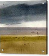 Gulf Of Finand Acrylic Print