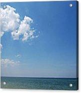 Gulf Sky Acrylic Print