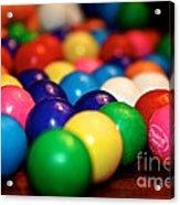 Gum Ball Gang Breakout Acrylic Print